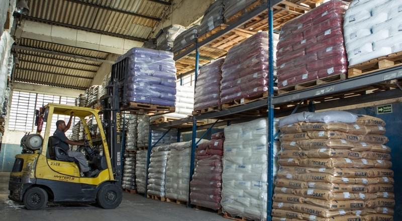 Distribuidores de polipropileno reciclado