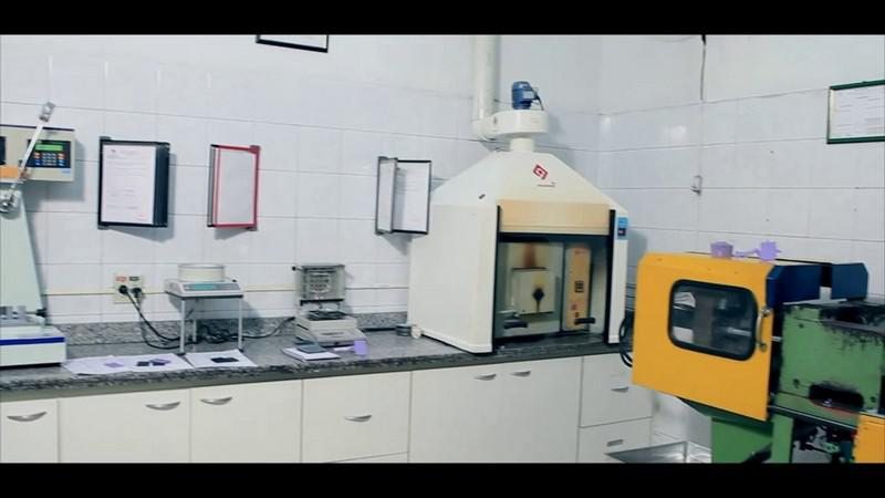 Indústria de resinas termoplásticas