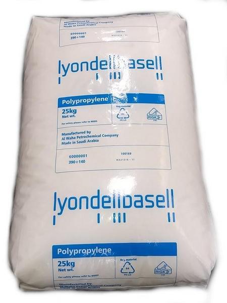 Polipropileno resina